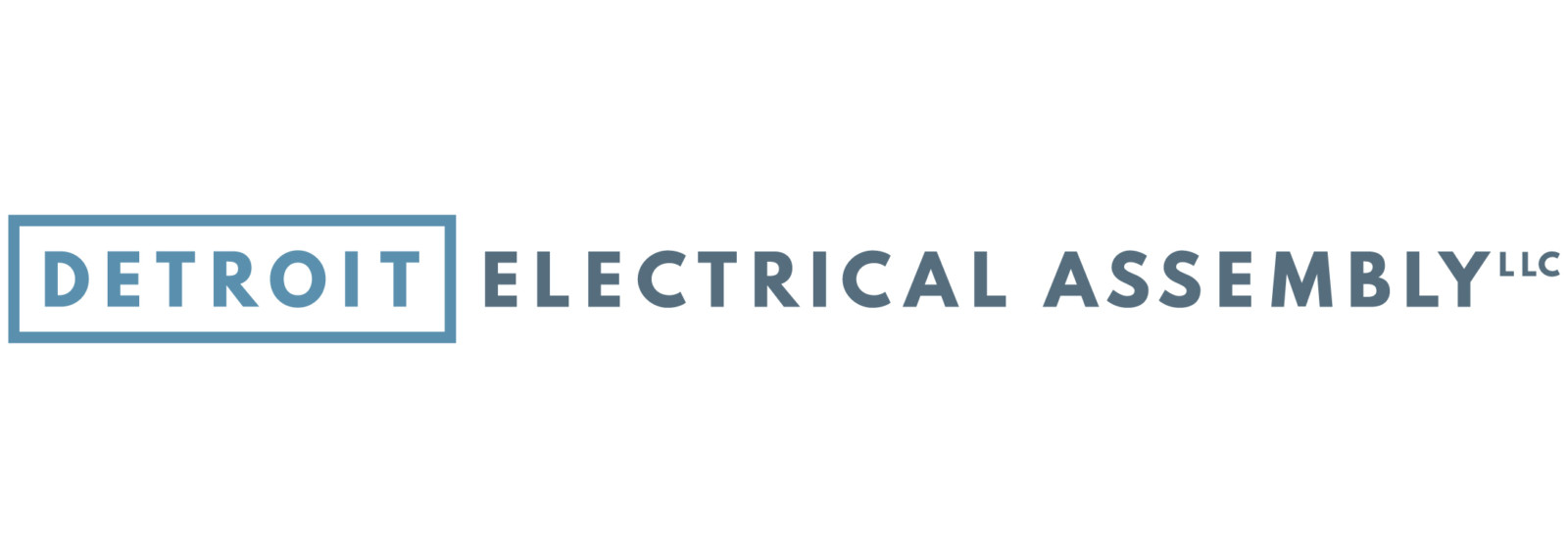 Detroit Electrical Assembly Logo